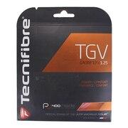 硬式テニスストリング TGV 1.25 TFG906PK25