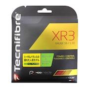 硬式テニスストリング XR3 1.30 TFG911RD30