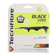硬式テニスストリング BLACK CODE 124 TFG504LM24