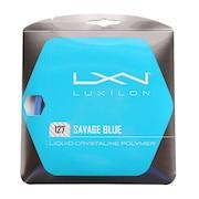 硬式テニスストリング SAVAGE BLUE 127 18WRZ994520