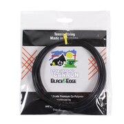 硬式テニスストリング Black 5Edge 1.24
