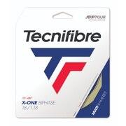 硬式テニスストリング X-ONE1.18 TFG200NA18
