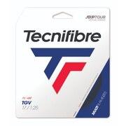 硬式テニスストリング TGV1.25 TFG205BK25