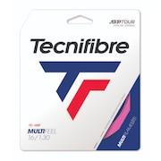 硬式テニスストリング マルチフィール1.30 TFG221NP30