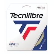 硬式テニスストリング マルチフィール1.35 TFG222NA35