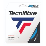 硬式テニスストリング レザーコード1.20 TFG400BL20