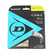 硬式テニスストリング アイコニック・オール DST31001NA125