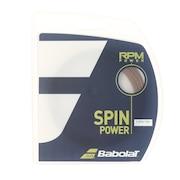 硬式テニスストリング RPM パワー 12M 241139-130