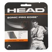 硬式テニスストリング ソニックプロ エッジ 285503