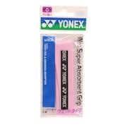 テニスグリップテープ ウェットスーパーアブソーベントグリップ 1本入り AC103A-128+