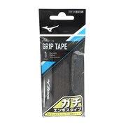 テニスグリップテープ 1本入り ガチグリップ ハニカムエンボス 63JYA13009
