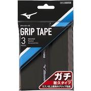 テニスグリップテープ 3本入り ガチグリップ 耐久タイプ ソフトテニス 63JYA00509