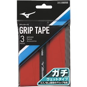 テニスグリップテープ 3本入り ガチグリップ 63JYA00162