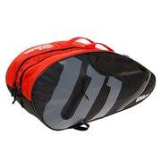 テニスバッグ TEAMJ 1.0 6PK BKRD WR8008602001