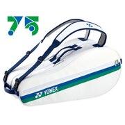 テニス ラケットケース 75TH ラケットバッグ6 テニス6本用 BAG02RAE-011