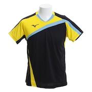 バドミントン ウェア ユニセックス ゲームシャツ 72MA800509