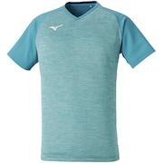 バドミントン ウェア ユニセックス ゲームシャツ 72MA000732