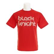 バドミントン ウェア Tシャツ 半袖 T-12718-RED
