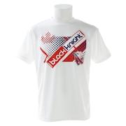 バドミントン ウェア Tシャツ 半袖 T-9120-WHT