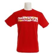 バドミントン ウェア Tシャツ 半袖 T-9130-RED