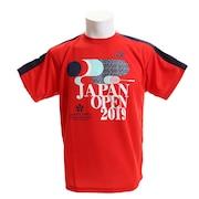 バドミントン ウェア ユニセックス Tシャツ 半袖 ユニプラクティス YOB19300-596