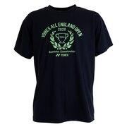 バドミントン ウェア ユニセックス Tシャツ 半袖 ユニドライ YOB20001-019