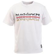 バドミントン ウェア Tシャツ 半袖 T-9180-WHT