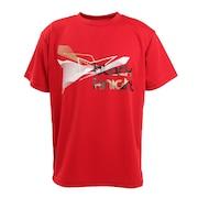 半袖Tシャツ T-1102-DRED