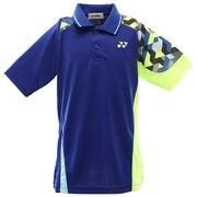 バドミントン ウェア ジュニア ゲームシャツ 10357J-472