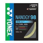 バドミントン ストリング ナノジー98(NANOGY 98) NBG98-024