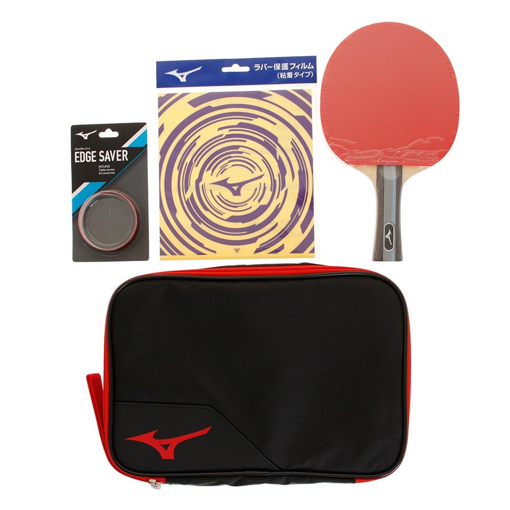 TECHNIX 卓球スタートセット/RED