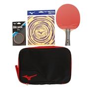 TECHNIX 卓球スタートセット/RED 83JTT09062