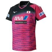 レプリカゲームTシャツ 2018年卓球女子日本代表モデル 82JA8Z1064