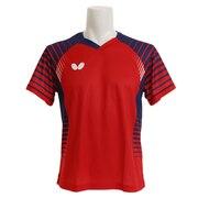 ネオルド・シャツ 45450-006 ネオルド・シャツ RED 卓球ウェア