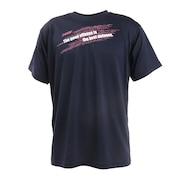 ドライプラス 半袖Tシャツ 740G0ES8859 NVY