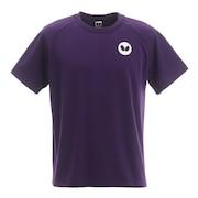 卓球ウエア シャツ カリソン 半袖Tシャツ 45740-243 PPL