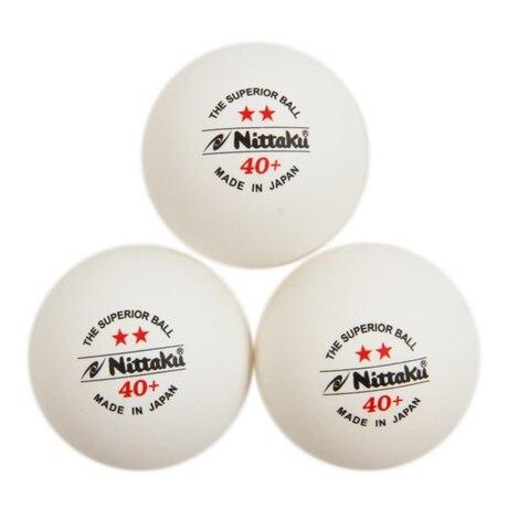 練習球 プラ2スター(3個入り) NB-1320 自主練 卓球
