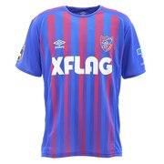 FC東京 1STレプリカ半袖シャツ UDS6019H BLU
