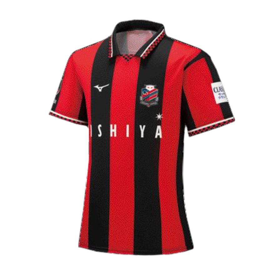 北海道コンサドーレ札幌 2021ホーム半袖レプリカユニフォーム