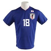 サッカー ウェア メンズ プレーヤーズ Tシャツ 中島 O-359