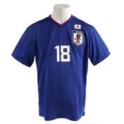 サッカー ウェア メンズ Tシャツ 半袖 プレーヤーズ 中島 O-361