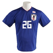 サッカー ウェア メンズ プレーヤーズ Tシャツ 三竿 O-369