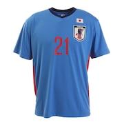 プレーヤーズTシャツ 2020 堂安律 SS(XS)サイズ O3-414