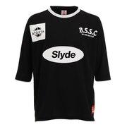 「スライド×アスレタ」コラボ!ゲームシャツ sl2020021102LTD-BLK