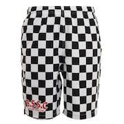 「スライド×アスレタ」コラボ!総柄 ポケット付きパンツ sl2020021113LTD-CHECK