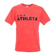 ジャガードTシャツ 3340 RED