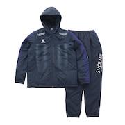 発熱中綿スーツ 1203-60609NY サッカー フットサル 防寒 上下セット