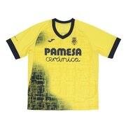サッカー ウェア 半袖 ジュニア ビジャレアル Tシャツ プラクティスシャツ VL20101120 フットサルウェア