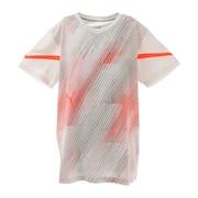 サッカー ウェア 半袖 ジュニア INDIVIDUAL FLASH Tシャツ プラクティスシャツ 65748341 フットサルウェア