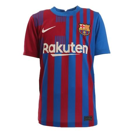 ジュニア FC バルセロナ 2021/22 スタジアム ホームユニフォーム CV8222-428